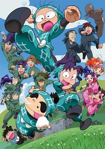 TVアニメ『忍たま乱太郎』第23シリーズのDVD-BOXが登場!