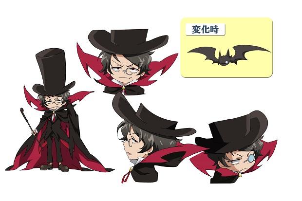 アニメ『サーヴァンプ』PV第3弾・キャラ設定など新情報を一挙解禁