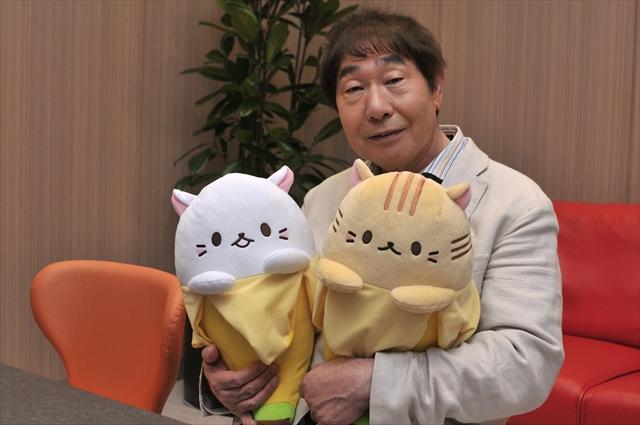 TVアニメ『ばなにゃ』ナレーション・蛭子能収さんインタビュー