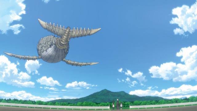TVアニメ『ふらいんぐうぃっち』第11話「くじら、空をとぶ」より先行場面カット到着