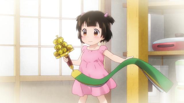 TVアニメ『くまみこ』第12話より先行場面カット到着