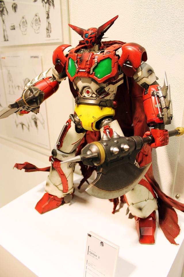 超大型アクションフィギュア満載threezero展Japanレポ