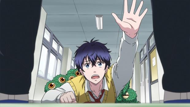 TVアニメ『不機嫌なモノノケ庵』第2話より先行場面カット到着