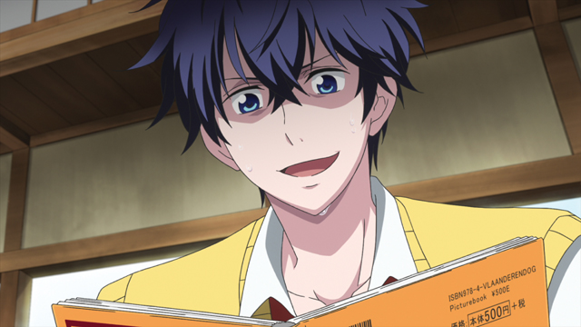 TVアニメ『不機嫌なモノノケ庵』第3話「禅子」より先行場面カット到着