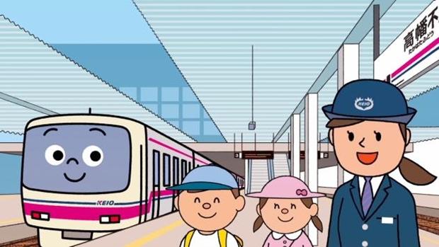 釘宮理恵さんら人気声優出演「電車の安全・マナー教室」動画が公開に