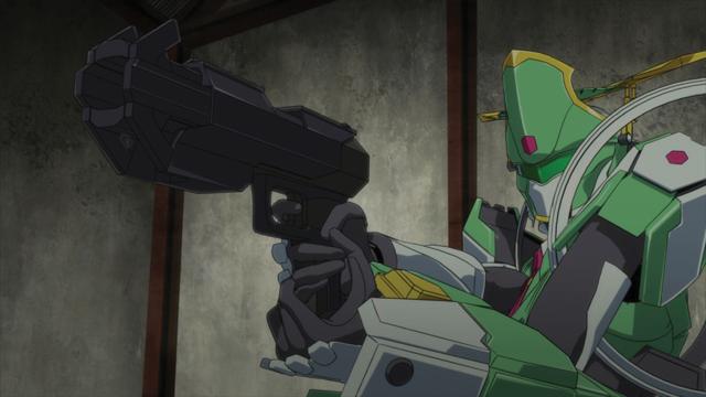 TVアニメ『アクティヴレイド2nd』第2話 先行場面カット到着