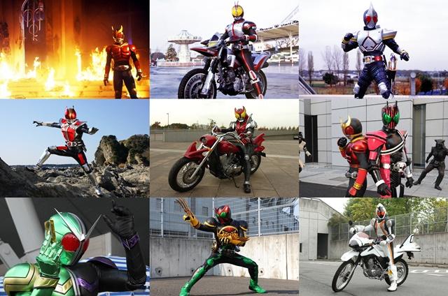 平成の歴代仮面ライダーには、声優が多数出演してるって知ってた!?
