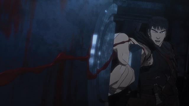 TVアニメ『ベルセルク』第3話より先行場面カット到着