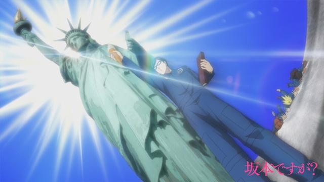 イベントで上映の『坂本ですが?』第13話より先行場面カット公開