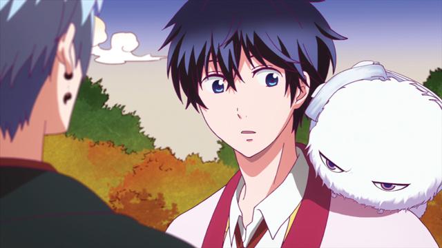 TVアニメ『不機嫌なモノノケ庵』第5話より先行場面カット到着