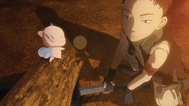 TVアニメ『ベルセルク』第5話より先行場面カット到着