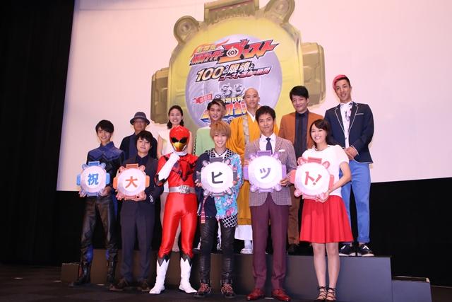 劇場版 『仮面ライダーゴースト』舞台挨拶でオリンピックトークが!