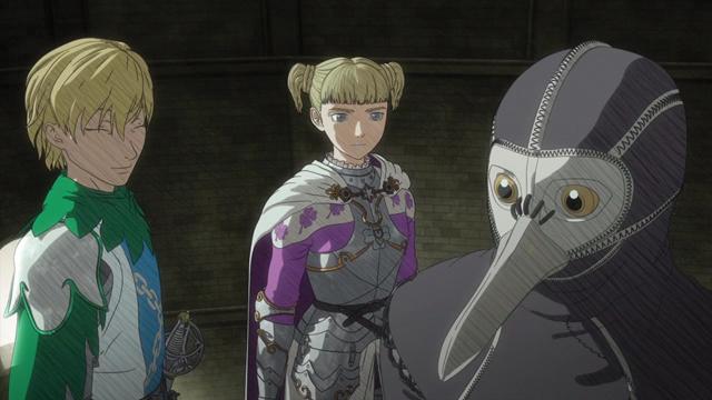 TVアニメ『ベルセルク』第6話より先行場面カット到着