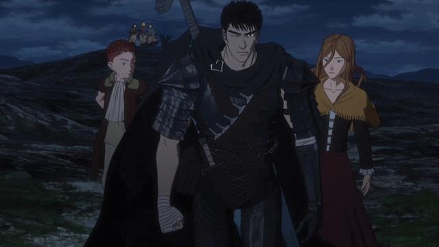 TVアニメ『ベルセルク』第8話より先行場面カット到着