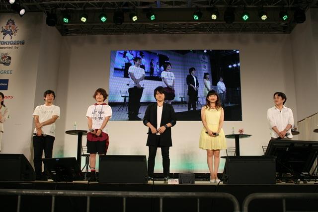 『ガンダムビルドファイターズ』スペシャルステージレポート
