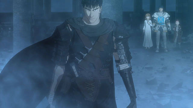 TVアニメ『ベルセルク』第9話より先行場面カット到着