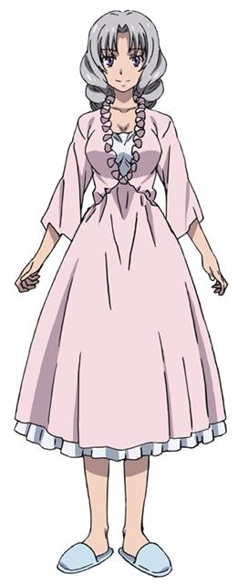 TVアニメ『タブー・タトゥー』終盤に登場する新キャラを公開