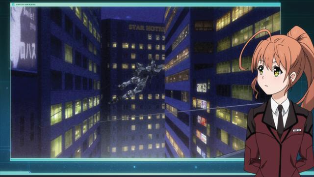 アクティヴレイド -機動強襲室第八係--5