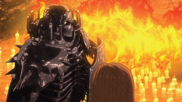 TVアニメ『ベルセルク』第10話より先行場面カット到着