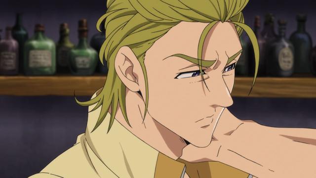 TVアニメ『七つの大罪 聖戦の予兆』第3話「初恋を追いかけて」より先行場面カット到着