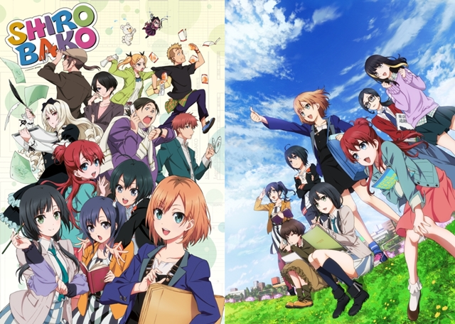 TVアニメ『SHIROBAKO』待望のBD-BOX化