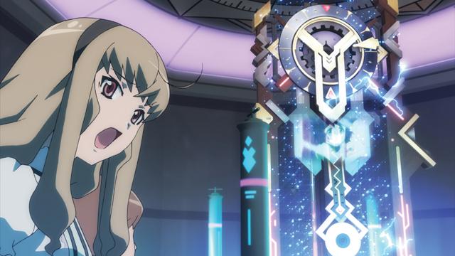 TVアニメ『タイムトラベル少女』第12話より先行場面カット到着