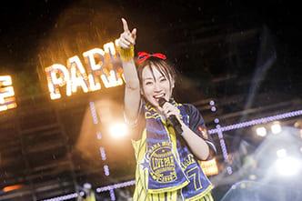 水樹奈々さん阪神甲子園球場ライブより公式レポート到着
