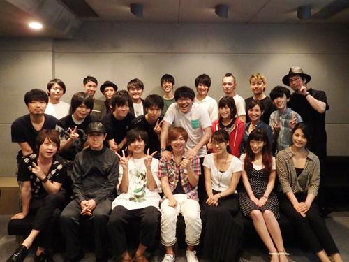 TVアニメ『チア男子!!』最終回より声優16名の放送直前コメ到着