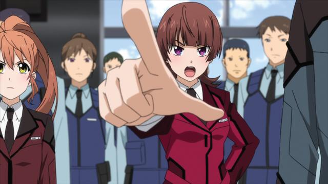 TVアニメ『アクティヴレイド2nd』第12話 先行場面カット到着