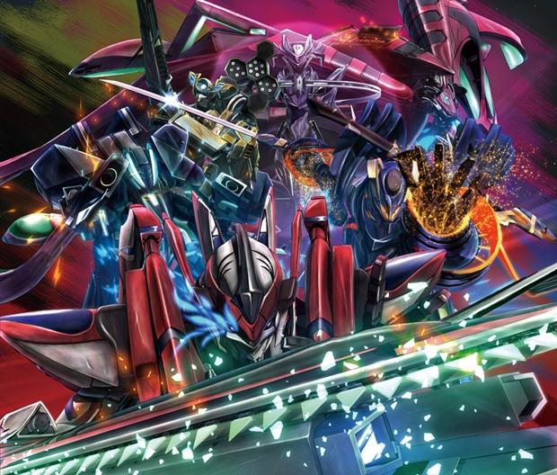 銀河機攻隊 マジェスティックプリンス-10