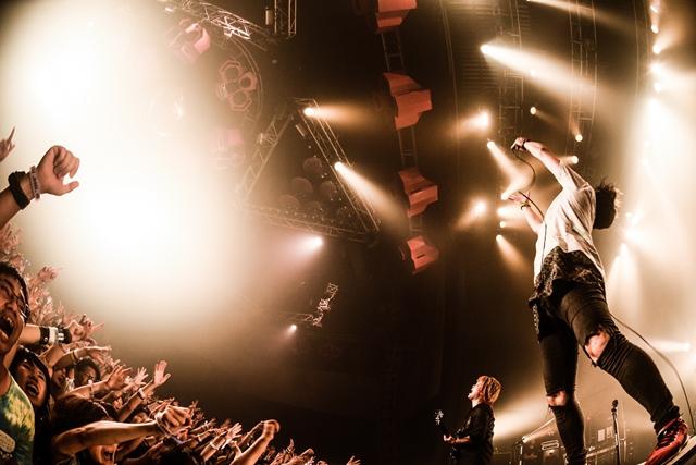 """6組のタイアップバンドが新木場をアツくさせた! 「SHOW BY ROCK!!""""3969""""SUMMER FES. 2016」MIDI CITY(東京)公演レポート"""