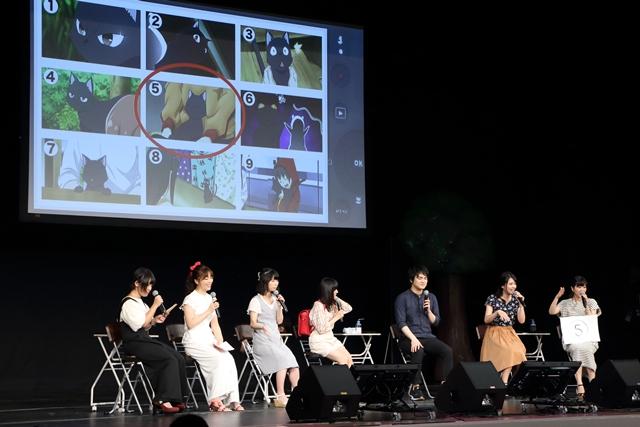 史上初!? 津軽弁でキャストが生アフレコ! 人間VS魔女で熾烈な戦いが展開した『ふらいんぐうぃっち』ファンイベント昼の部レポート