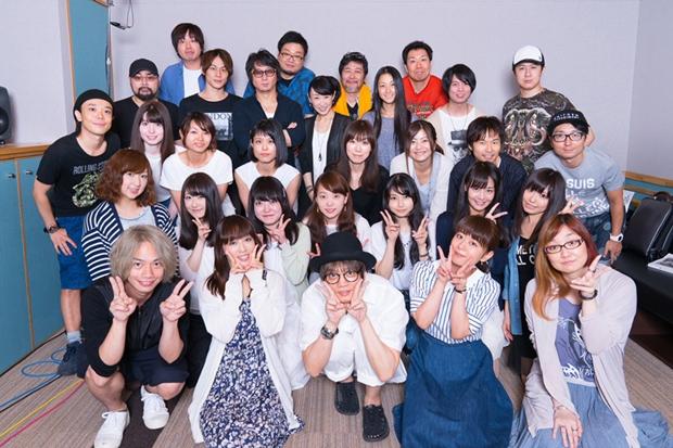 『劇場版マジェプリ』声優・浅沼晋太郎さんらのアフレコ公式レポ公開