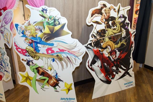 総勢25人のキャラクターと会える! 『SHOW BY ROCK!!』とのコラボしたアニメイトカフェ池袋3号店のをレポート