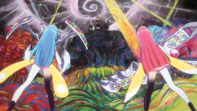 TVアニメ『フリップフラッパーズ』第6話「ピュアプレイ」より先行場面カット到着