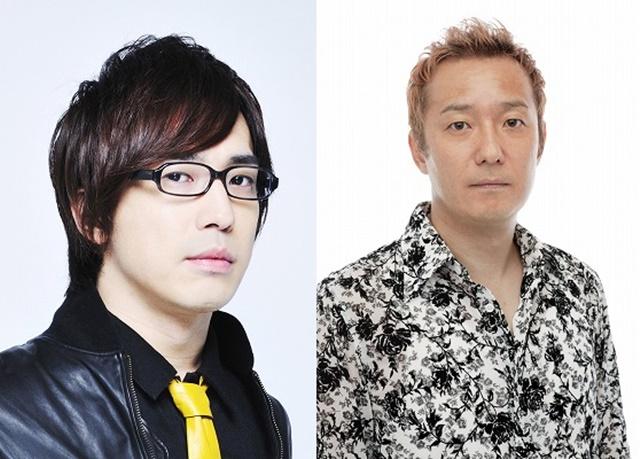 小野坂昌也さん&安元洋貴さん出演『世界の王』DVD第2弾が発売!