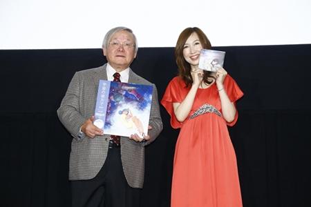 『機動戦士ガンダム THE ORIGIN IV 運命の前夜』初日舞台挨拶より、池田秀一さん、早見沙織さんらのコメントが到着!
