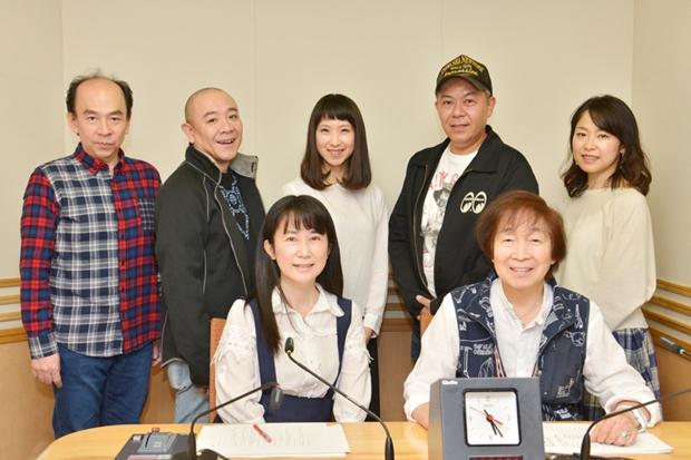 古川登志夫さんをイメージしたラジオドラマ『青山二丁目劇場』で放送
