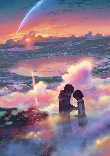 『君の名は。』韓国の映画ランキング第1位で、ついにアジア6冠達成