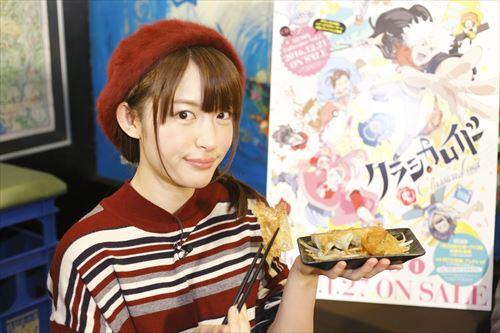 『クラシカロイド』小松未可子さんが作品の魅力と音楽の出会いを語る