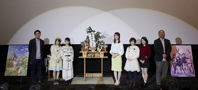 キャストと開運祈願『ポッピンQ』新春開運ポッピンの集いをレポート