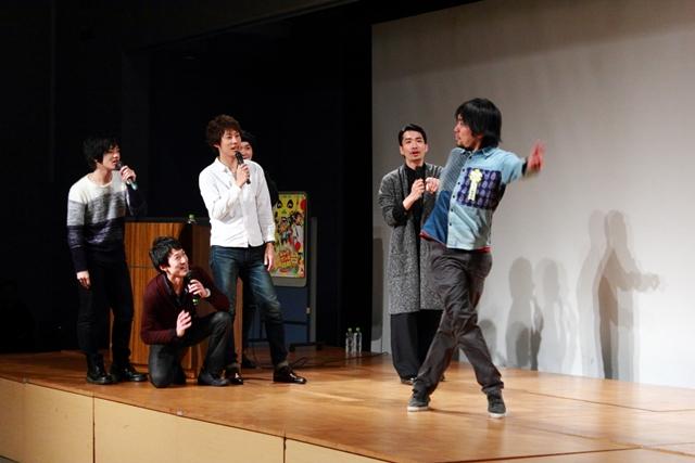 『舞台 ギャグマンガ日和』新作公演記念イベントレポート
