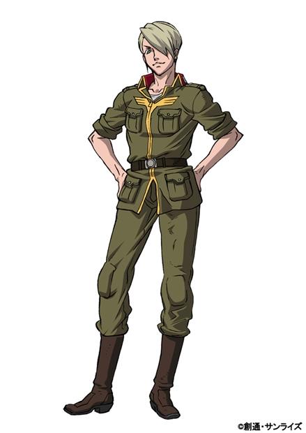 機動戦士ガンダム サンダーボルト-13