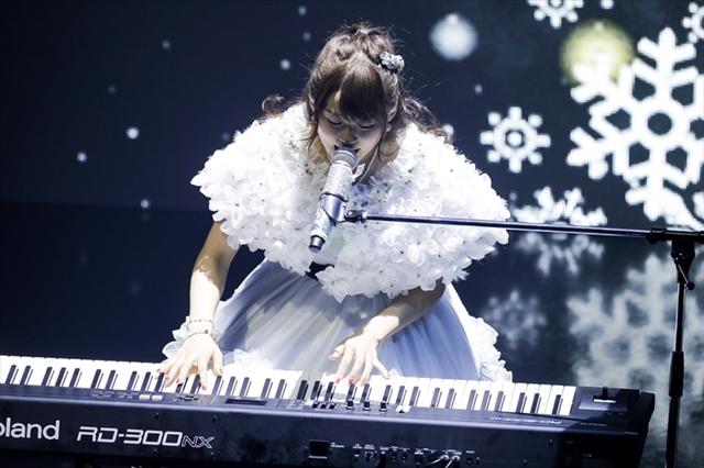 """i☆Ris4年間の集大成がここに――芹澤 優さんのソロライブ「Yu Serizawa Birthday Live ~Present Box~""""」レポート"""