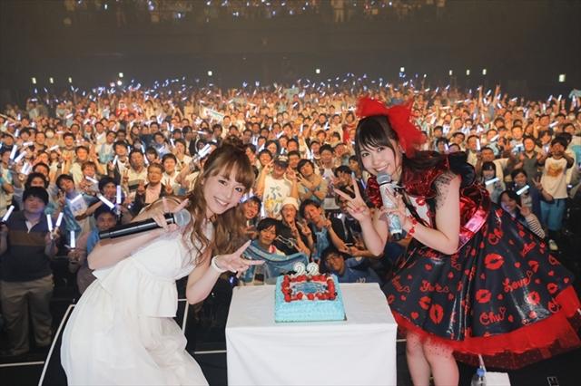 """i☆Ris4年間の集大成がここに――芹澤 優さんのソロライブ「Yu Serizawa Birthday Live ~Present Box~""""」レポートの画像-1"""
