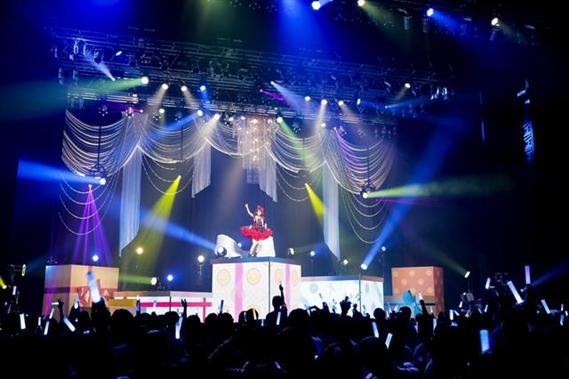 """i☆Ris4年間の集大成がここに――芹澤 優さんのソロライブ「Yu Serizawa Birthday Live ~Present Box~""""」レポートの画像-11"""
