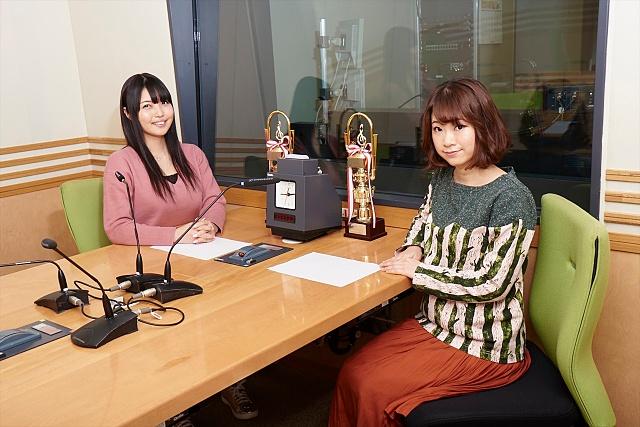 石上静香さんと大坪由佳さんが語る、アニラジの想い出!