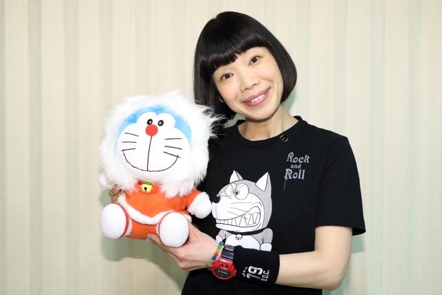 ドラえもん役・水田わさびさんが『映画ドラえもん』の魅力を語る