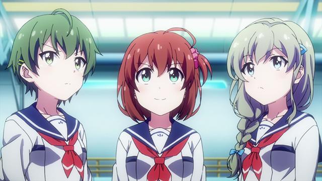 TVアニメ『バトガ』洲崎綾さんらがゲーム版から続投決定