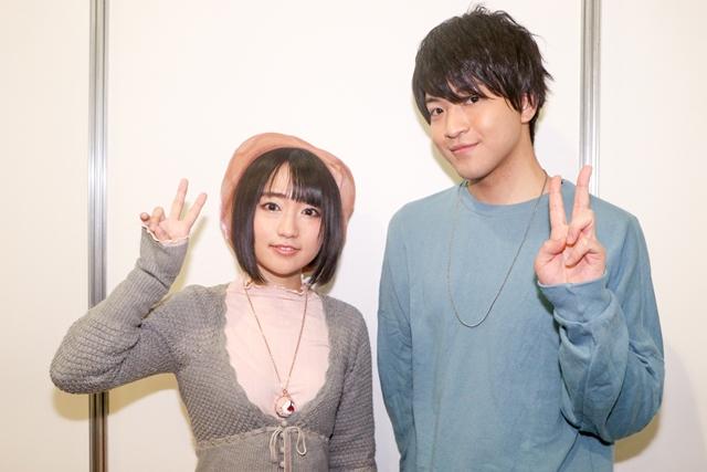 石川界人さん、悠木碧さんが『サクラダリセット』の魅力をお届け!